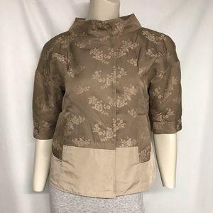 Bcbg maxazria 3/4 sleeve jacket